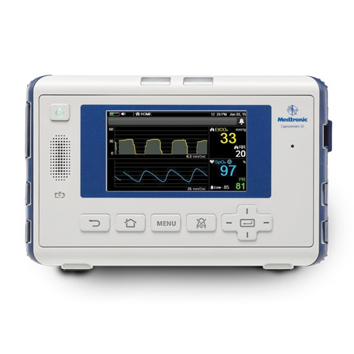 Capnography Monitoring