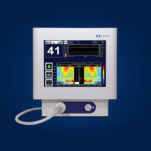 BIS™ Complete 4-Channel Monitor provides the capability to detect hemispheric differences in the brain