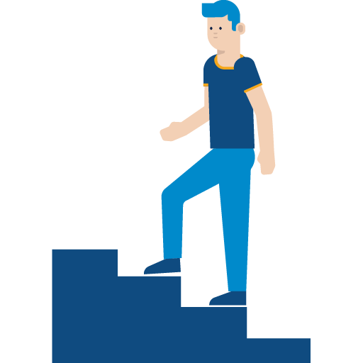 stairs Illustration