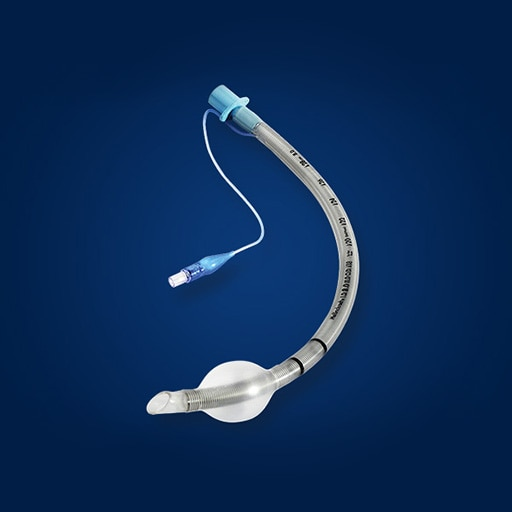 Shiley™ Oral/Nasal Endotracheal Tube, Reinforced - to help reduce the risk of kinking