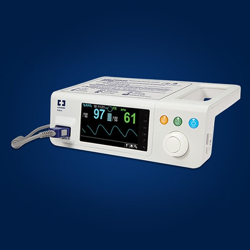 Nellcor™ Bedside SpO₂ Patient Monitoring System, PM100N