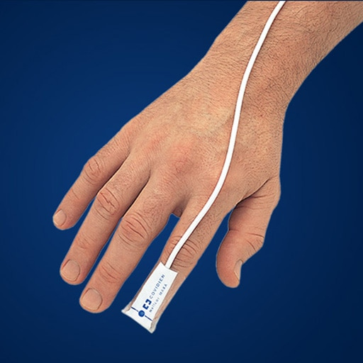 Nellcor™ SpO₂ Adhesive Sensors - highly accurate featuring tear-resistant bandages
