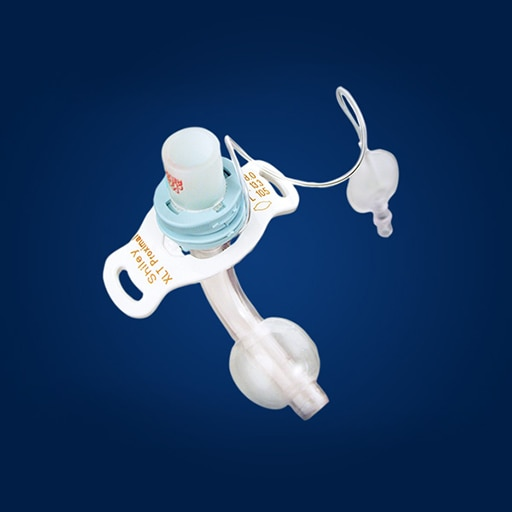 Shiley™ XLT Extended-Length Tracheostomy Tubes with Disposable Inner Cannula