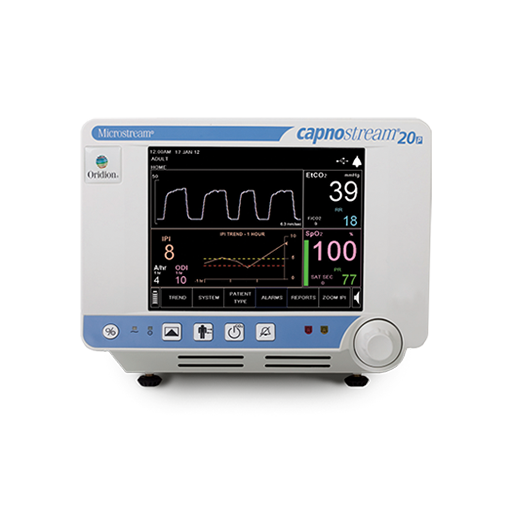 Capnography Monitoring Product Training & Support