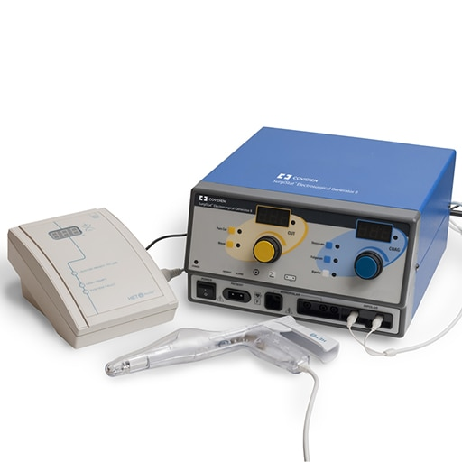 HET™ Bipolar System Set-Up with the SurgiStat™ II