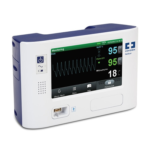 Nellcor™ Bedside Respiratory Patient Monitoring System, PM1000N
