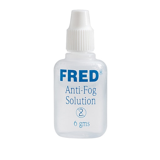 Fred™ Anti-Fog Solution