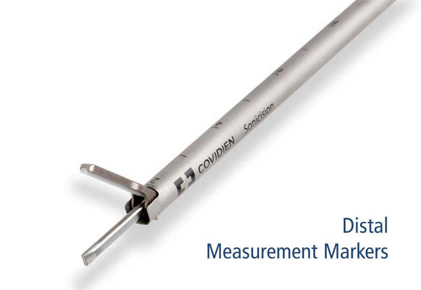 Sonicision™ Distal Measurement Markers