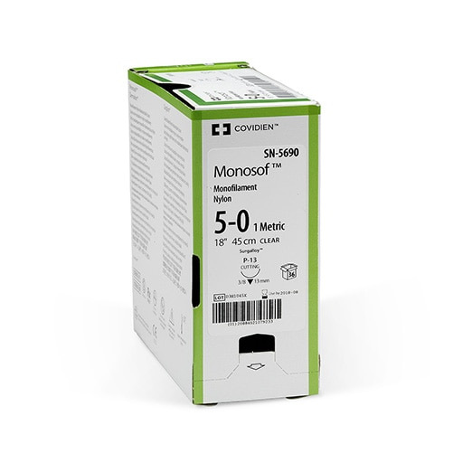 Monosof™ Monofilament Nylon Sutures