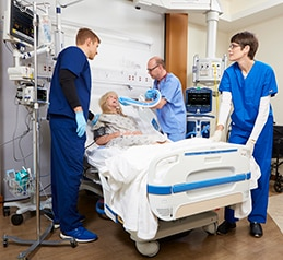 ICU Early Mobility