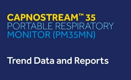 Capnostream™ 35 Portable Monitor Product Support | Medtronic