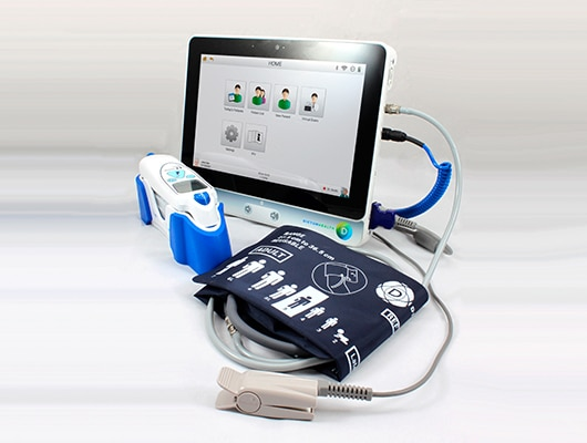 IDM100 Integrated Medical Tablet