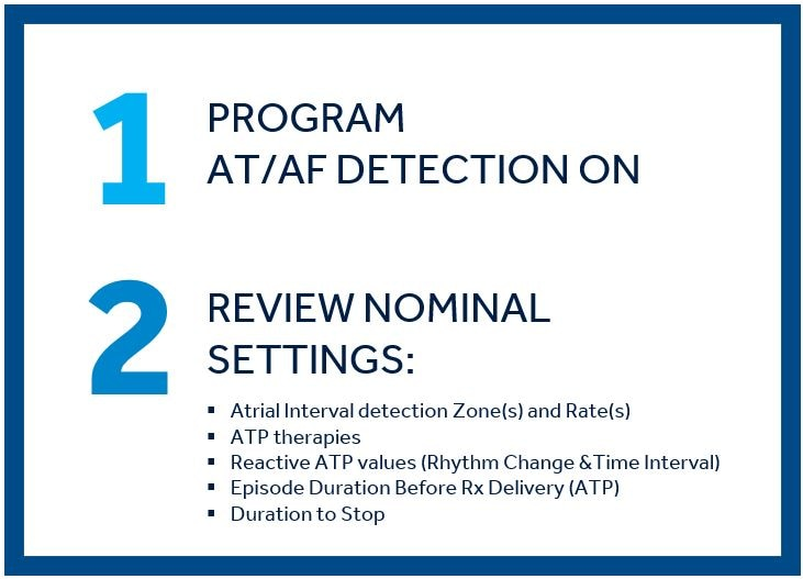 Turning on Reactive ATP