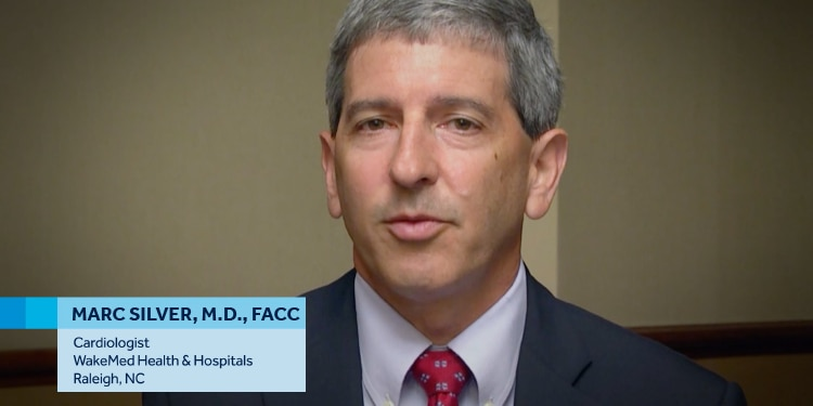 Video features Dr. Silver informing physicians when to refer patients for CRT