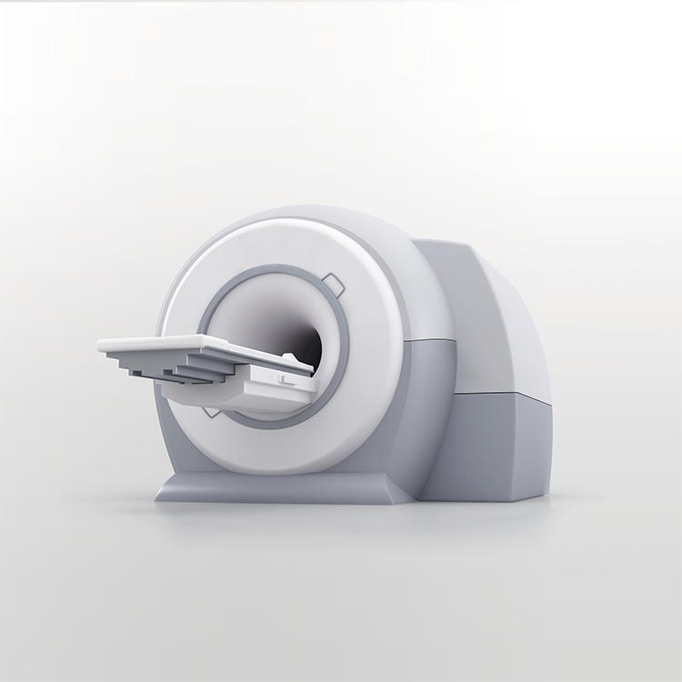 Image of an MRI machine.