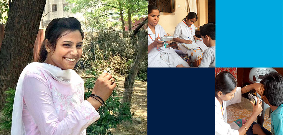 Case Study: Shruti Program India