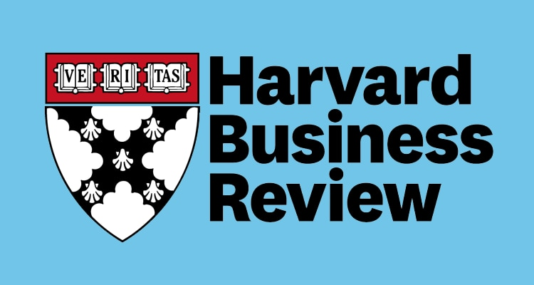 Logotip Harvardskog poslovnog pregleda (Harvard Business Review)