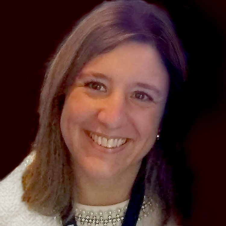 Headshot of Violeta Tramutola, a Medtronic principal training education specialist for Cardiac Rhythm and Heart Failure in Argentina