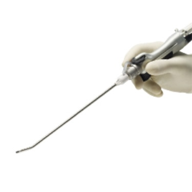 The foot-controlled Midas Rex MR7 Pneumatic Surgical Drill