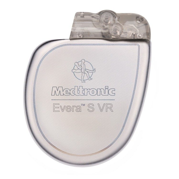 Photo image of Evera S DR and VR device