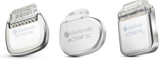 Activa  Neurostimulators