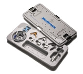 SureTrak Tray for image guided neurosurgery