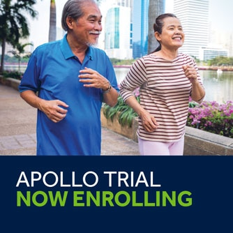 Apollo Trial Now Enrolling