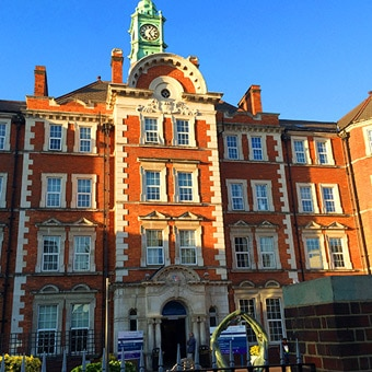 Imperial College Hospital de Londres