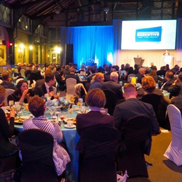 Minneapolis St. Paul Business Journal Executive of the Year banquet