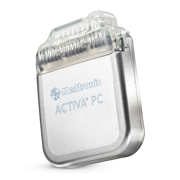 Activa PC Neurostimulator for Deep Brain Stimulation