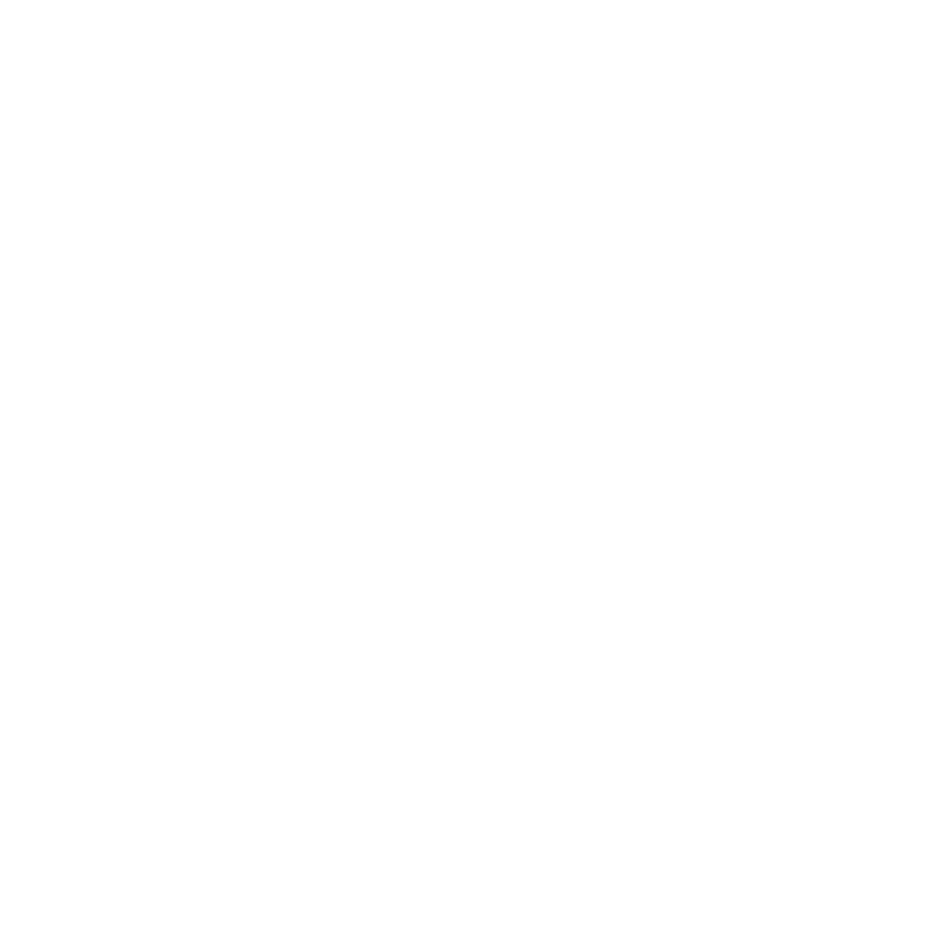 White icon of a clock