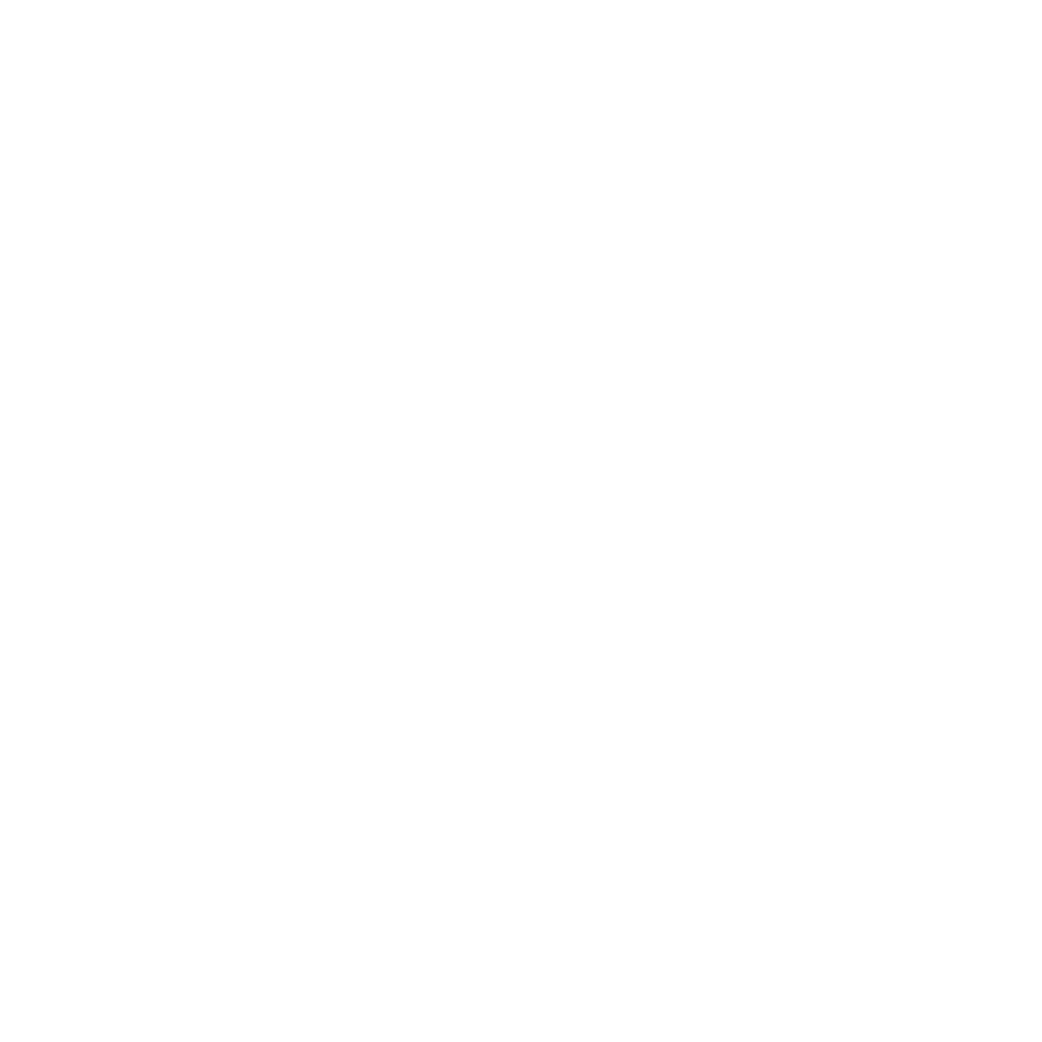 White icon depicting a person in a hospital bed