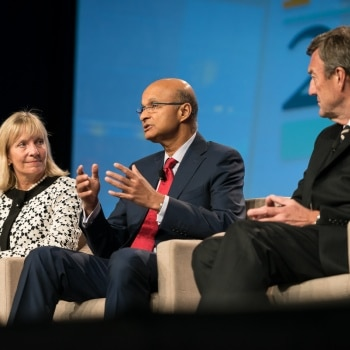 panel discussion at AdvaMed 2016