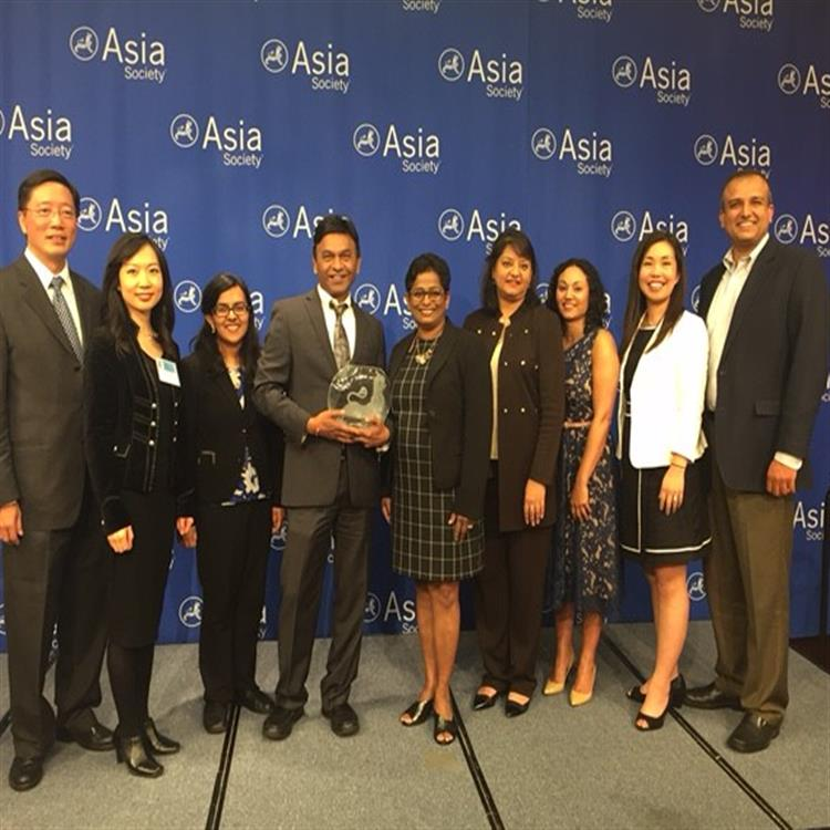 Medtronic and Asia Society