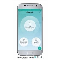Medtronic app Fitbit compatible