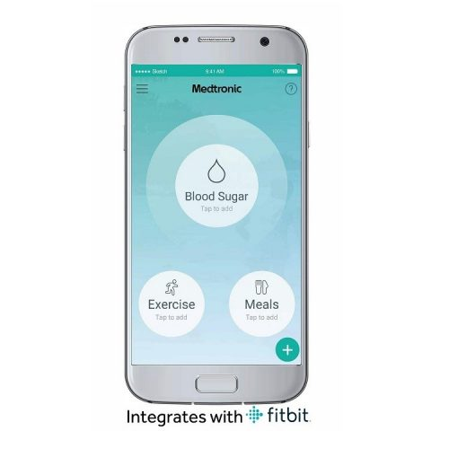 Medtronic and Fitbit team up to manage diabetes.