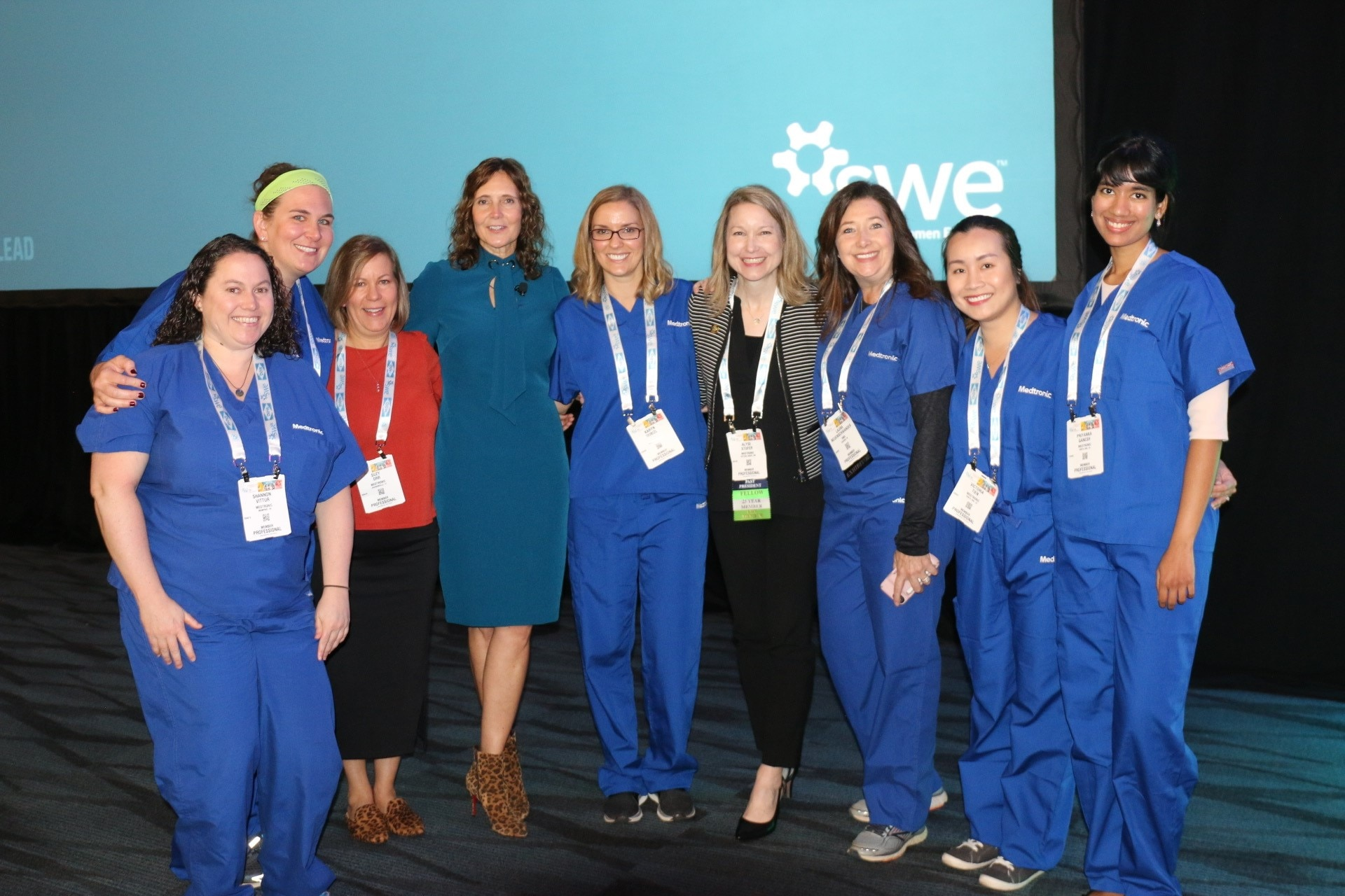 Medtronic women engineers conference