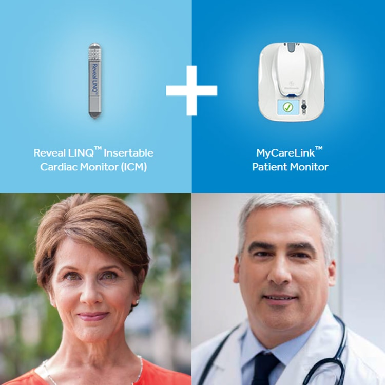 Reveal LINQ ICM System - Heart Monitors   Medtronic