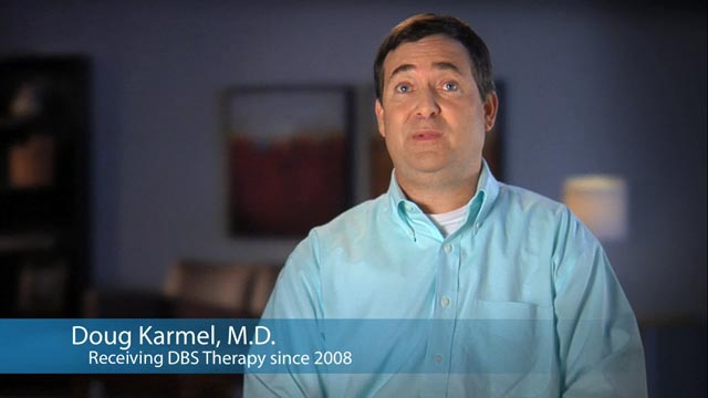 Doug shares his story of receiving Medtronic DBS therapy for Parkinson's Disease